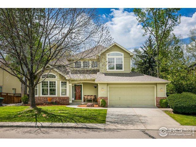 2319 Creekside Dr, Longmont, CO 80504 (MLS #881319) :: 8z Real Estate