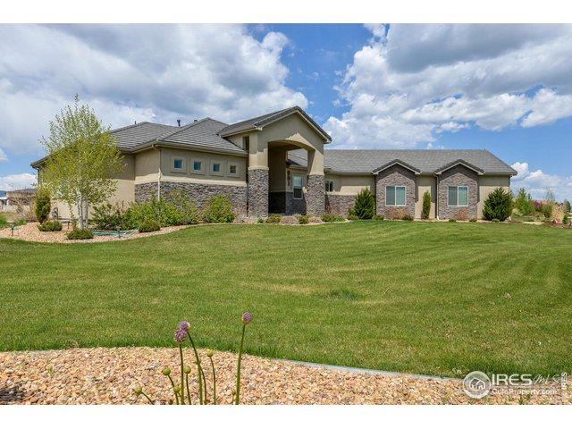 901 Berthoud Peak Dr, Berthoud, CO 80513 (MLS #881320) :: 8z Real Estate