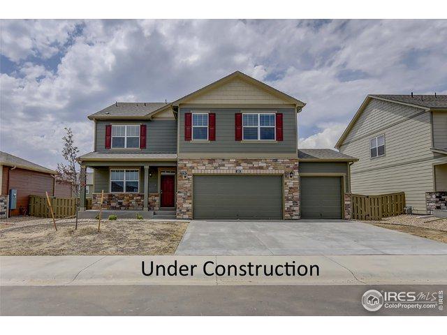 329 Central Ave, Severance, CO 80550 (MLS #881332) :: Kittle Real Estate