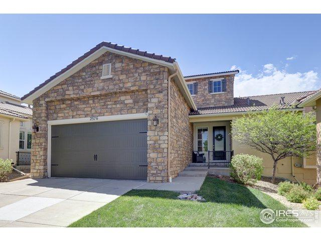 2576 Reserve St, Erie, CO 80516 (#881340) :: The Griffith Home Team