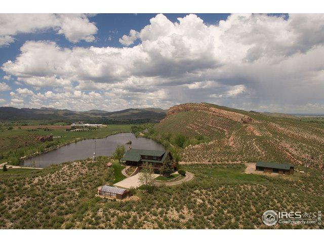 4802 Rist Canyon Rd, Laporte, CO 80535 (MLS #881343) :: 8z Real Estate