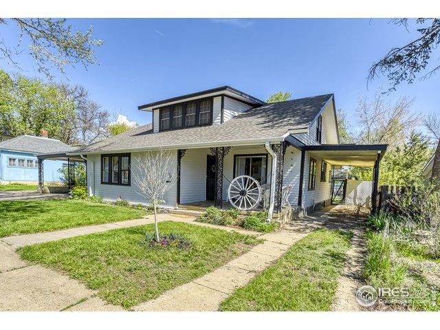 507 E Cleveland St, Lafayette, CO 80026 (MLS #881351) :: 8z Real Estate
