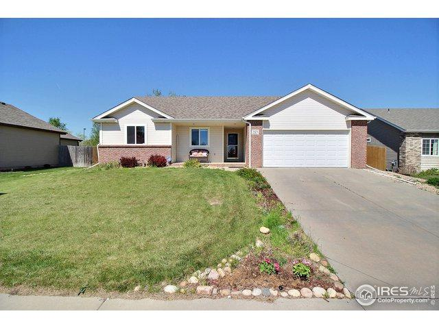 2021 68th Ave, Greeley, CO 80634 (MLS #881354) :: Keller Williams Realty