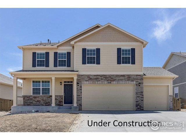 328 Central Ave, Severance, CO 80550 (MLS #881356) :: Kittle Real Estate