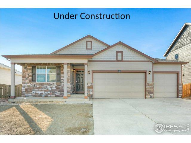 316 Central Ave, Severance, CO 80550 (MLS #881362) :: Hub Real Estate