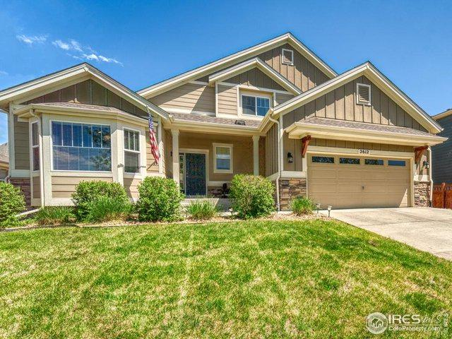 2612 Emerald Dr, Frederick, CO 80516 (MLS #881384) :: Tracy's Team