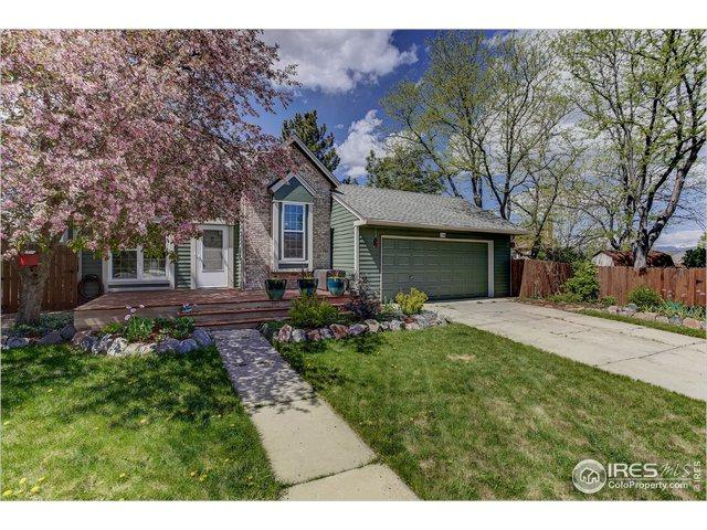 714 Knob Ct, Lafayette, CO 80026 (MLS #881390) :: 8z Real Estate