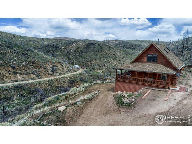 95 Grays Peak Ct, Livermore, CO 80536 (MLS #881396) :: Kittle Real Estate