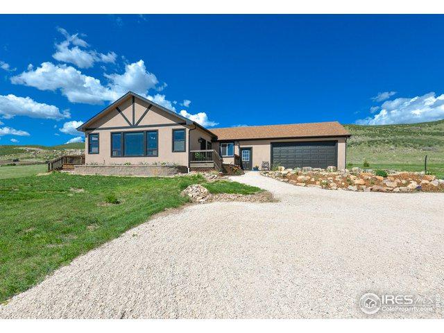 7049 Kremers Ln, Laporte, CO 80535 (MLS #881408) :: 8z Real Estate