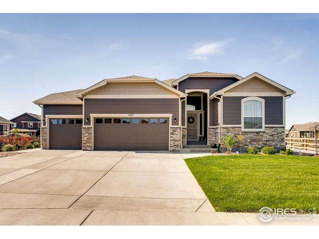 527 Mount Rainier St, Berthoud, CO 80513 (MLS #881419) :: 8z Real Estate