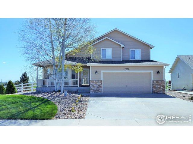 17317 Margil Rd, Mead, CO 80542 (MLS #881432) :: 8z Real Estate