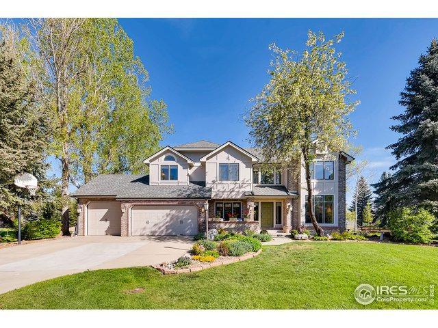 6933 Springhill Dr, Niwot, CO 80503 (MLS #881439) :: 8z Real Estate