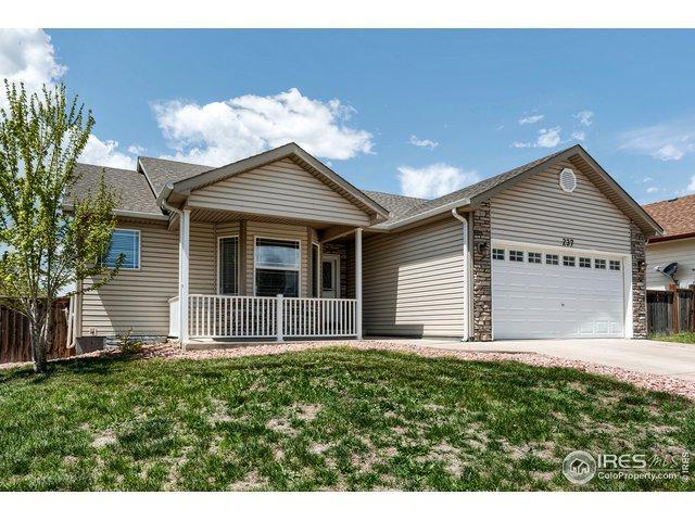 237 Aspen Grove Way, Severance, CO 80550 (MLS #881456) :: Hub Real Estate