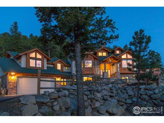 11858 Begole Cir, Golden, CO 80403 (MLS #881458) :: 8z Real Estate