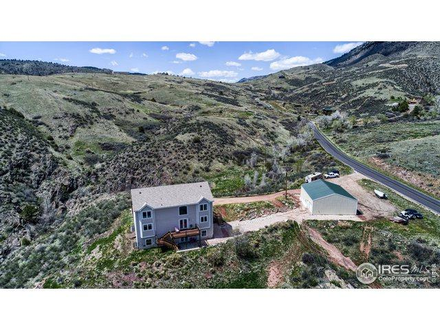 14075 Buckhorn Rd, Loveland, CO 80538 (MLS #881462) :: 8z Real Estate