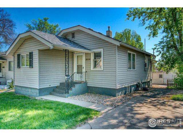 2014 7th Ave, Greeley, CO 80631 (#881464) :: Relevate | Denver