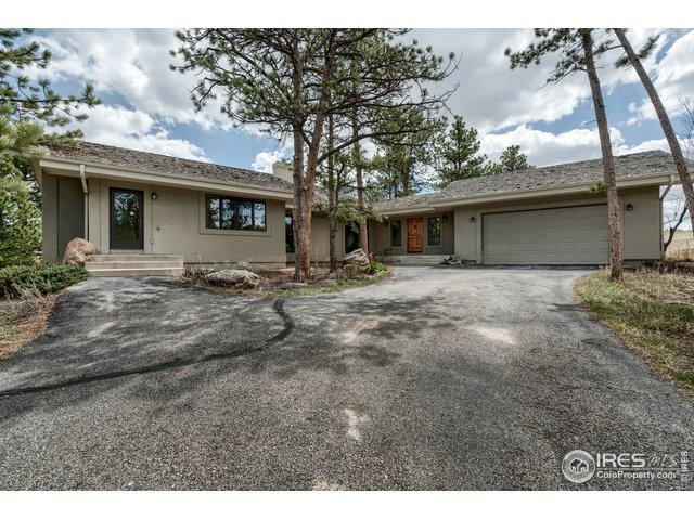 2715 Fox Acres Dr, Red Feather Lakes, CO 80545 (MLS #881473) :: Kittle Real Estate