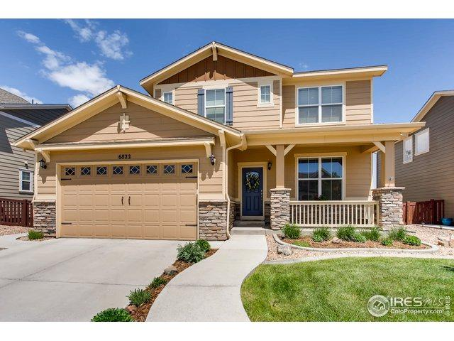 6822 Rock River Rd, Timnath, CO 80547 (MLS #881479) :: Kittle Real Estate