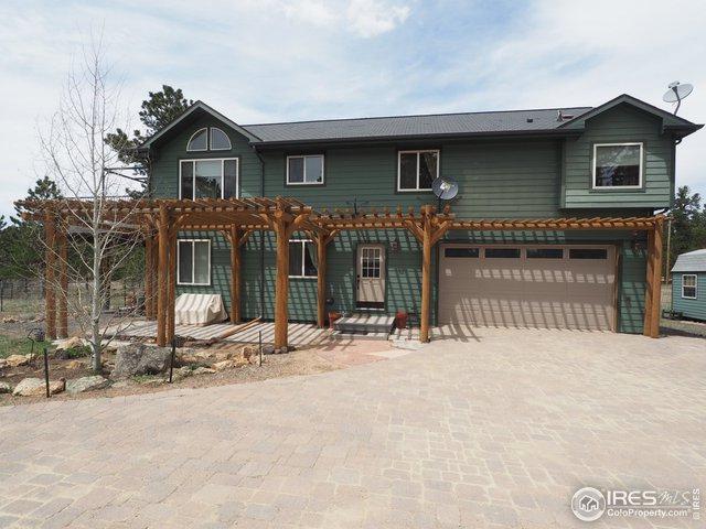 55 High Lake Dr, Ward, CO 80481 (MLS #881481) :: 8z Real Estate