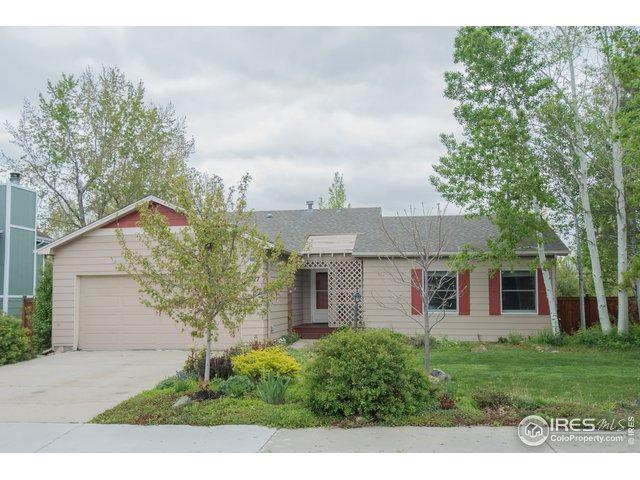 2927 Katie Dr, Loveland, CO 80537 (MLS #881489) :: 8z Real Estate