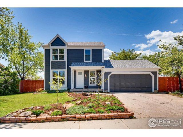 934 Vetch Cir, Lafayette, CO 80026 (MLS #881503) :: 8z Real Estate