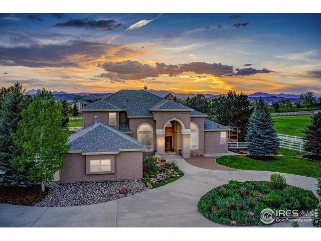 310 Goose Hollow Rd, Berthoud, CO 80513 (MLS #881517) :: 8z Real Estate