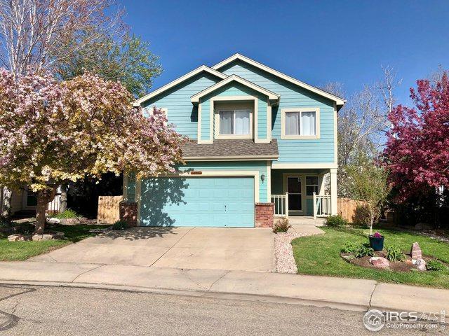 3385 Larkspur Dr, Longmont, CO 80503 (MLS #881519) :: 8z Real Estate