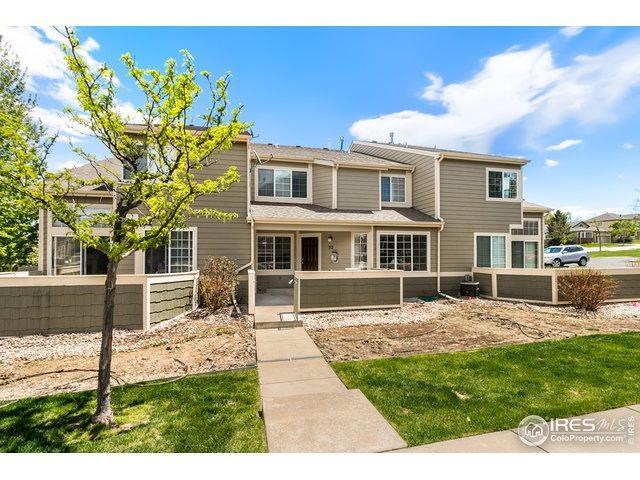 6808 Antigua Dr #32, Fort Collins, CO 80525 (MLS #881528) :: 8z Real Estate