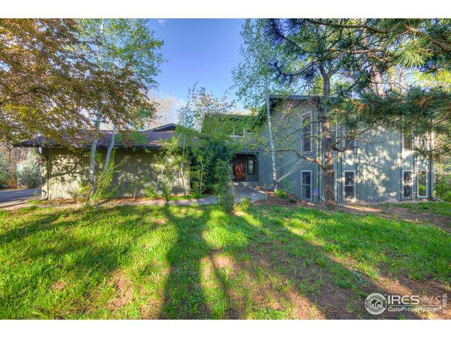 3716 Wonderland Hill Ave, Boulder, CO 80304 (MLS #881536) :: The Lamperes Team