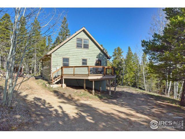 147 Saint Vrain Trl, Ward, CO 80481 (MLS #881541) :: 8z Real Estate