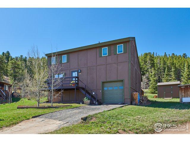 150 Lakeview Pl, Nederland, CO 80466 (MLS #881544) :: 8z Real Estate