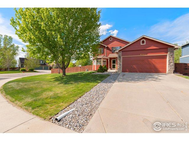 5363 Badger Ln, Frederick, CO 80504 (MLS #881546) :: Tracy's Team