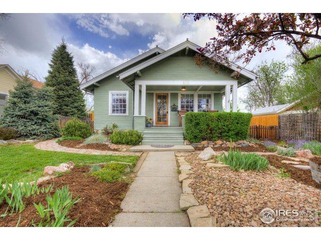 405 E Oak St, Lafayette, CO 80026 (MLS #881581) :: 8z Real Estate