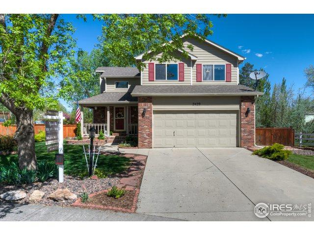 2429 Mary Beth Ct, Loveland, CO 80537 (MLS #881586) :: 8z Real Estate