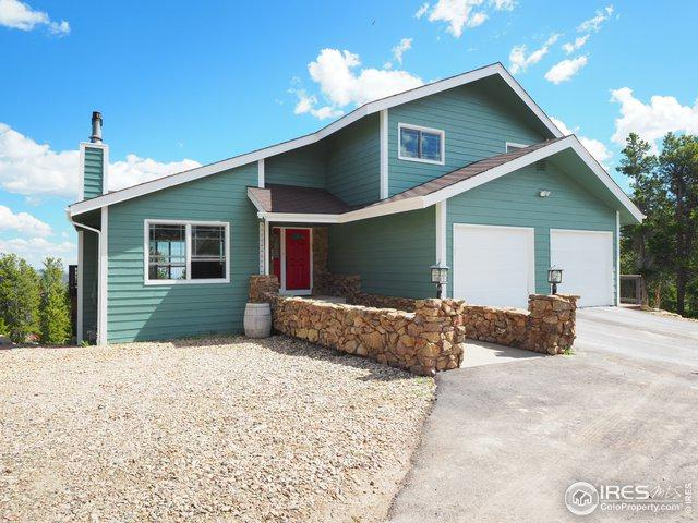 103 Skyline Dr, Golden, CO 80403 (MLS #881592) :: 8z Real Estate