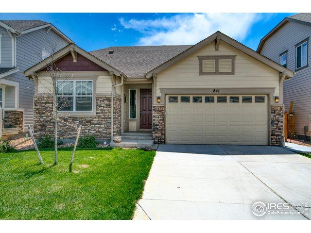 841 Jenny Ln, Berthoud, CO 80513 (MLS #881599) :: 8z Real Estate