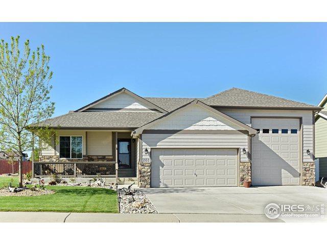 260 Kirkland Ln, Johnstown, CO 80534 (MLS #881601) :: 8z Real Estate