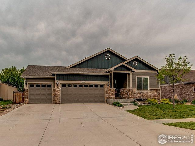 635 Mount Massive St, Berthoud, CO 80513 (MLS #881602) :: 8z Real Estate