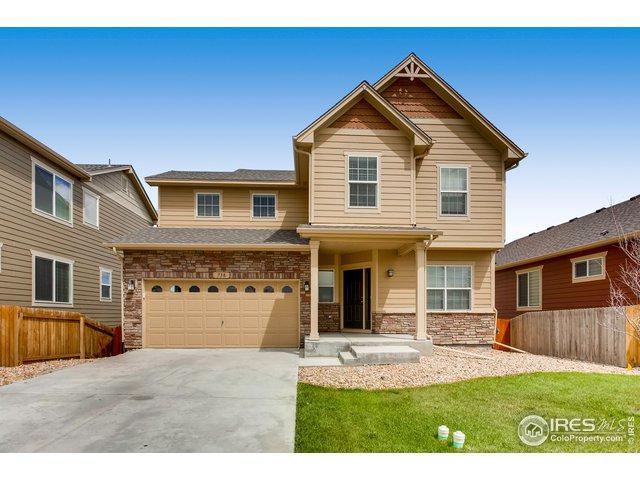 738 Campfire Dr, Fort Collins, CO 80524 (MLS #881607) :: 8z Real Estate