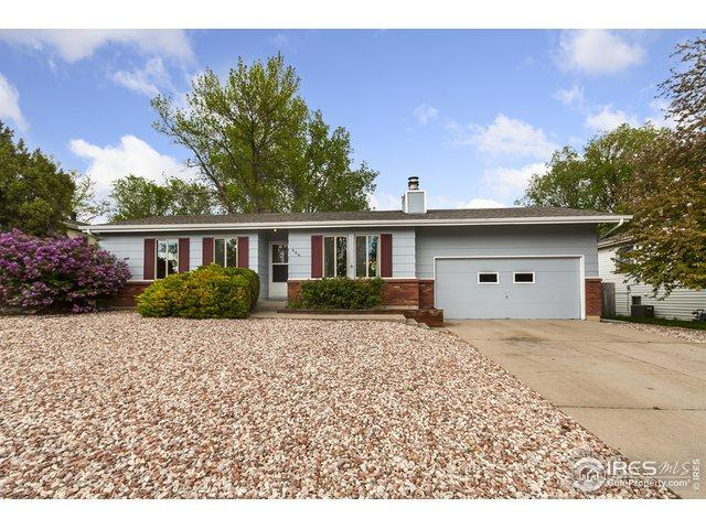 906 Mansfield Dr, Fort Collins, CO 80525 (MLS #881612) :: 8z Real Estate