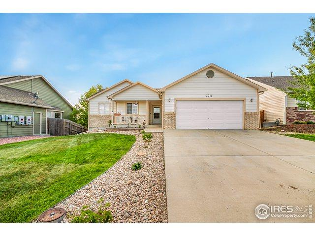 3011 45th Ave, Greeley, CO 80634 (#881622) :: The Peak Properties Group