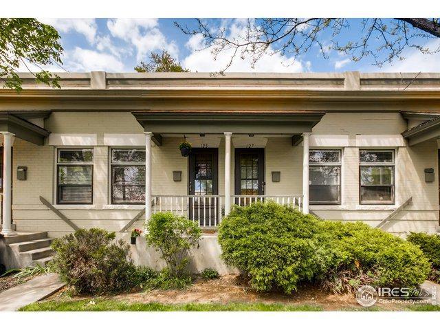 125 E Exposition Ave, Denver, CO 80209 (MLS #881632) :: 8z Real Estate