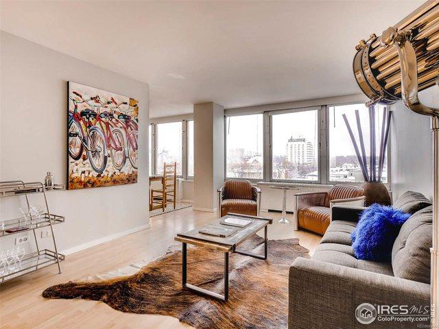 789 Clarkson St #702, Denver, CO 80218 (MLS #881634) :: 8z Real Estate