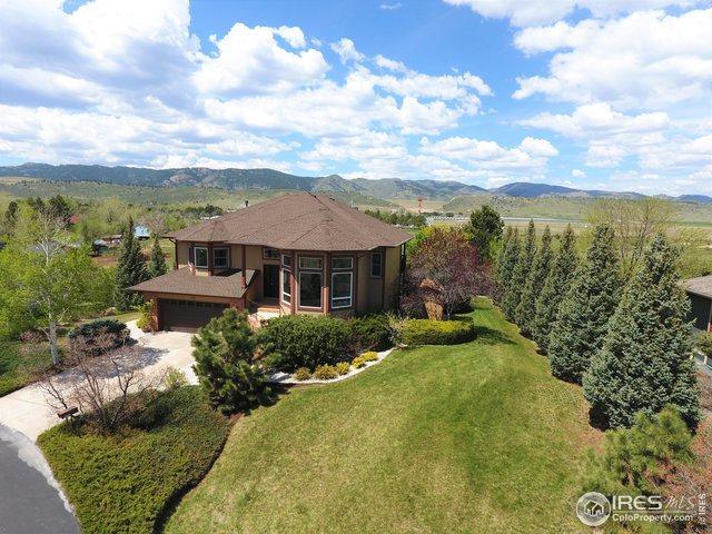 153 High Pl, Fort Collins, CO 80521 (MLS #881638) :: 8z Real Estate
