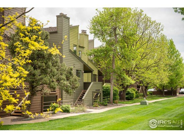 3745 Birchwood Dr #38, Boulder, CO 80304 (MLS #881648) :: 8z Real Estate