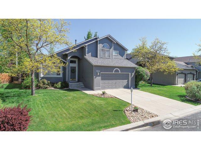 1943 Rangely Ct, Loveland, CO 80538 (MLS #881664) :: 8z Real Estate
