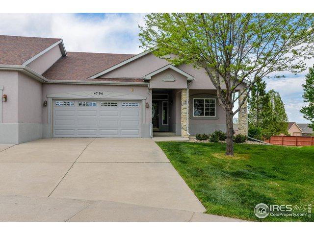 4794 Glen Isle Dr, Loveland, CO 80538 (MLS #881666) :: Sarah Tyler Homes