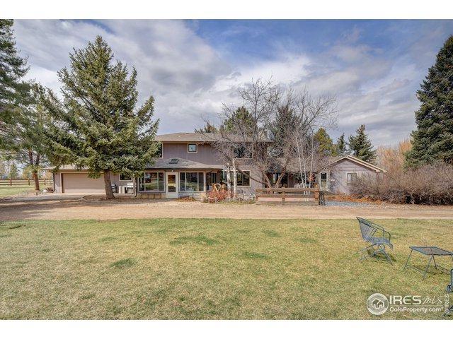 9884 Niwot Rd, Longmont, CO 80504 (MLS #881667) :: 8z Real Estate