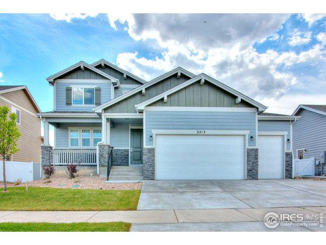 3213 Palermo Ave, Evans, CO 80620 (MLS #881669) :: Tracy's Team