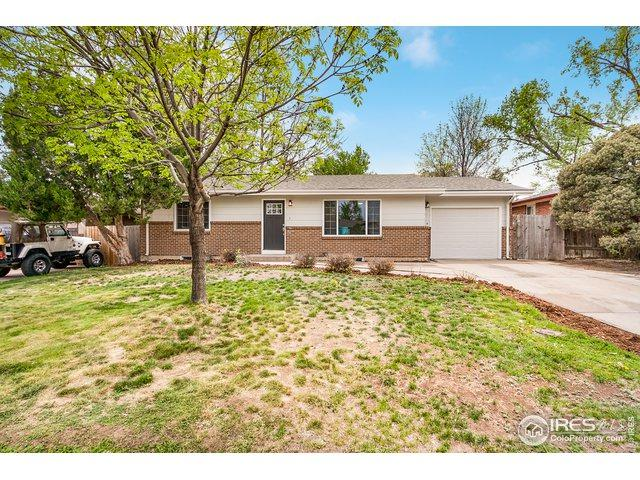 3114 W 5th St, Greeley, CO 80634 (MLS #881672) :: Hub Real Estate
